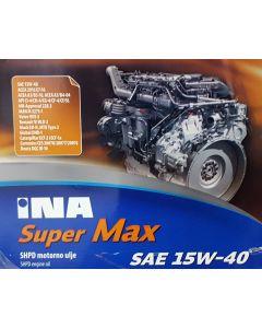 ULJE INA SUPER MAX 15W40 10/1