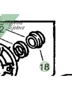 POKLOPAC RATKAPE 32169 JOHN DEERE