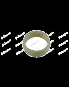 PRSTEN PVC GLAVE KOSE 50X60X20mm 16007576 DEUTZ FAHR