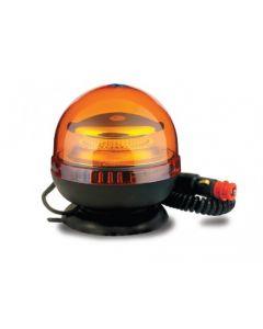 LAMPA ROTACIONA 12/24V MAGNETNA LED R65 R10