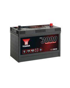 AKUMULATOR 12V 110AH CL+ 3000 YUASA